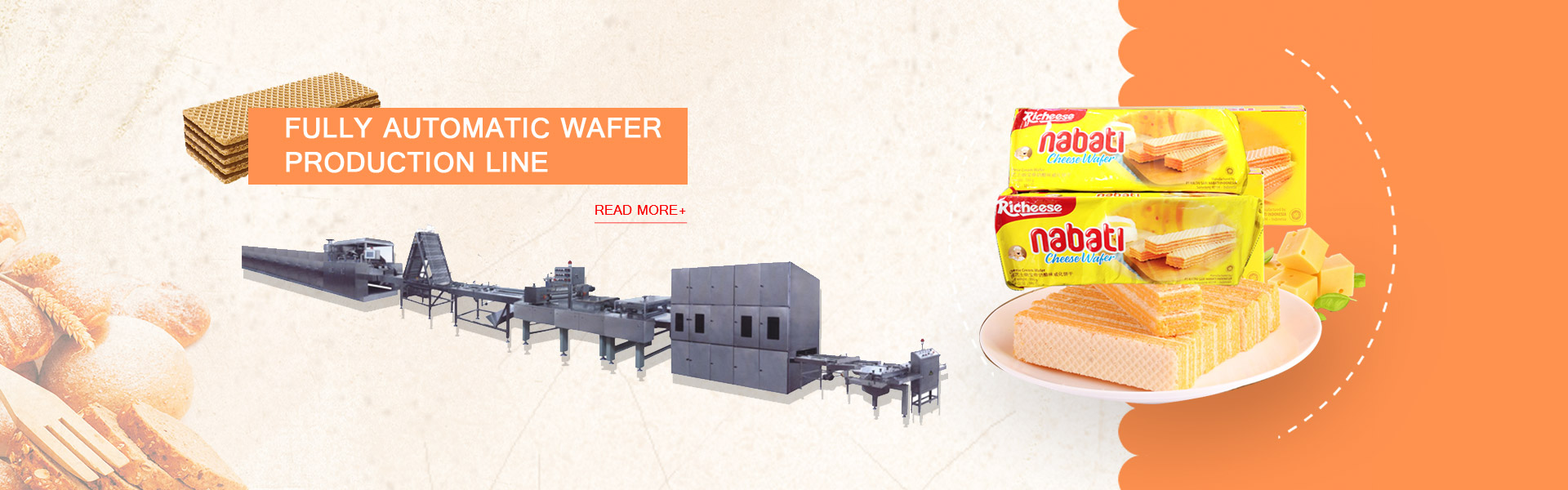 Fully Automatic Wafer Production Line