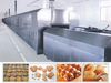 Far Infrared Tunnel Electric Oven
